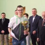 XII Turniej Tenisa Stołowego Rolników Powiatu Sieradzkiego im. starosty sieradzkiego Dariusza Olejnika